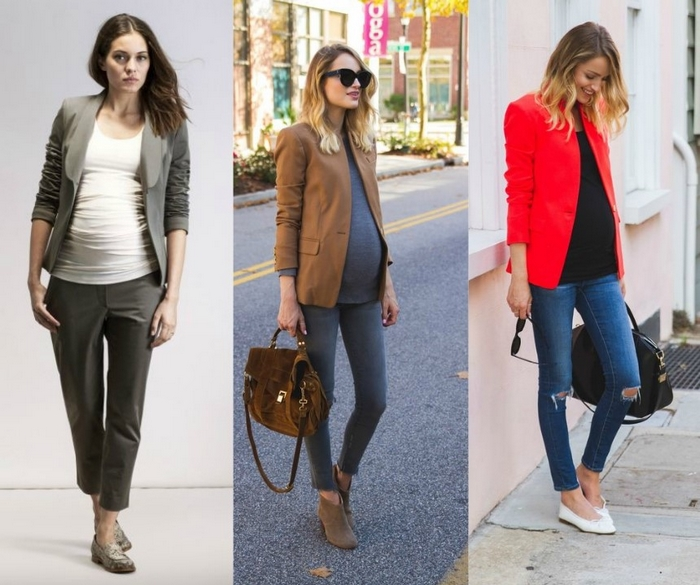 Corporate wears for pregnant women