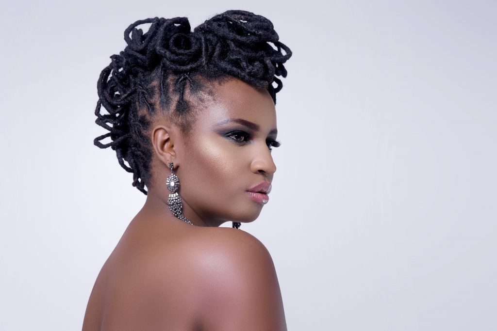 DREADLOCKS Female Hairstyle