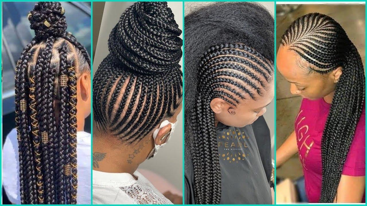 GHANA WEAVING Female Hairstyle