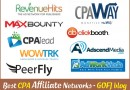 Top 10 CPA Marketing Networks for Beginners