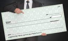 Bigger Pay Cheques