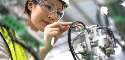 Sub-fields and Related Engineering Professions